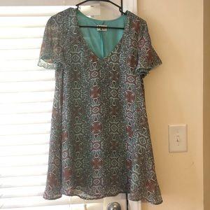 Show me your mumu Kylie mini dress